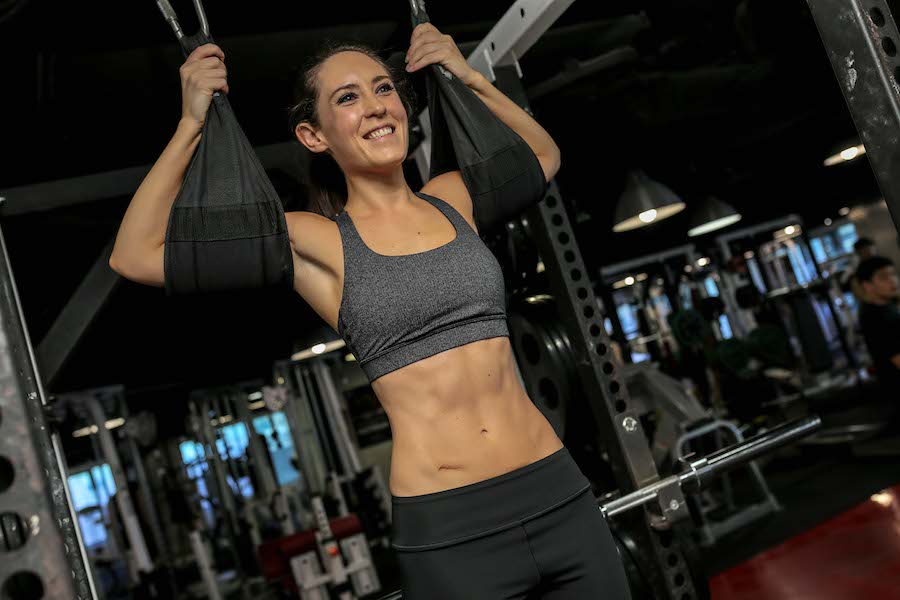 Katie Client of the month - Abs